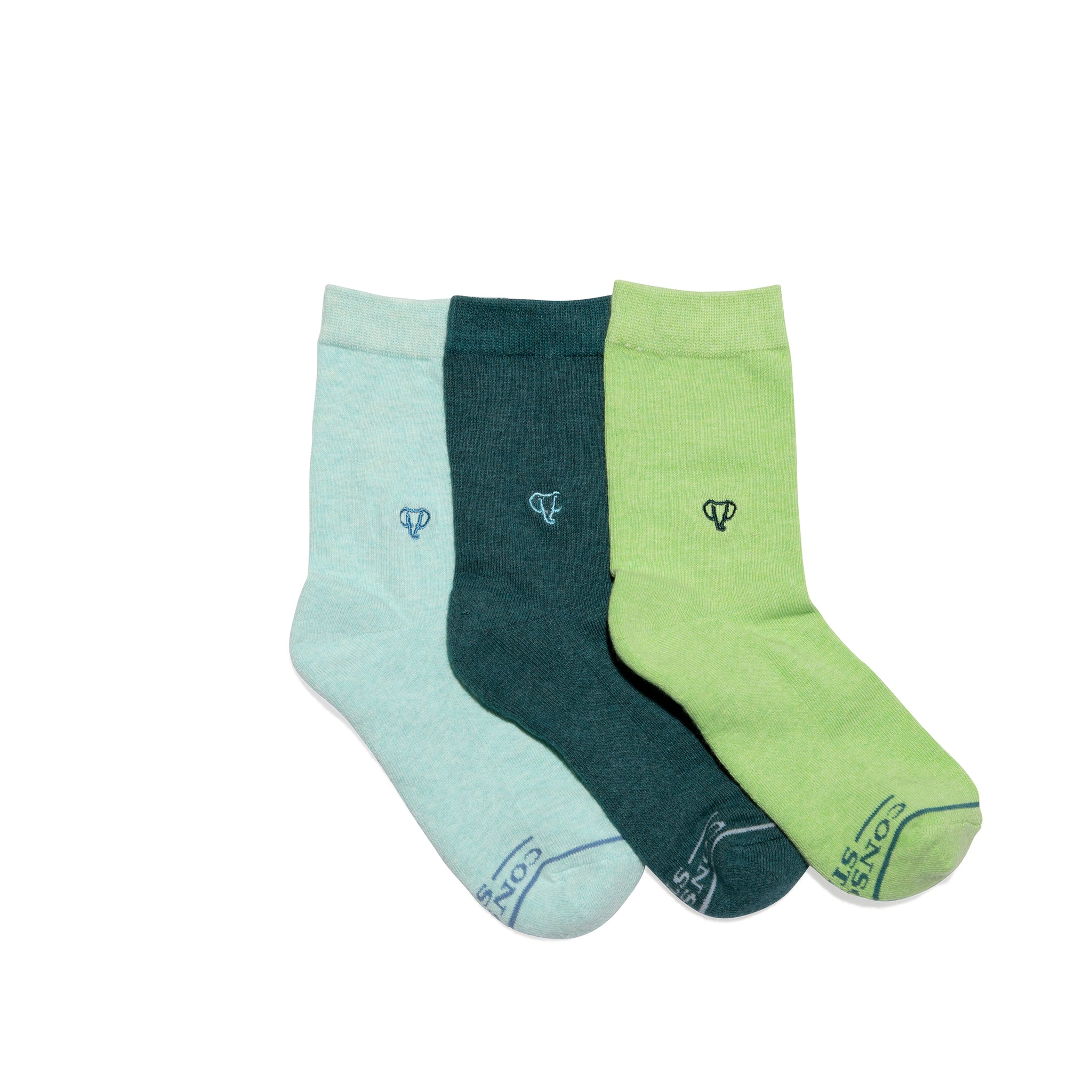Kids Socks that Protect Elephants
