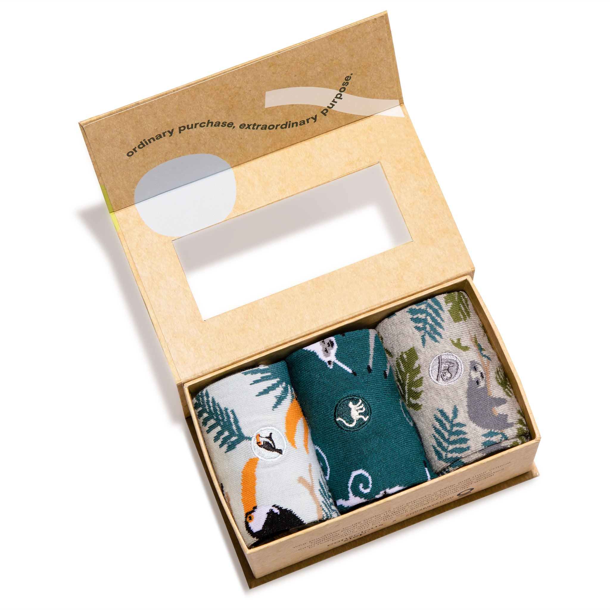 Protect Rainforests Gift Box