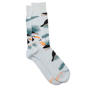 Socks that Protect Toucans