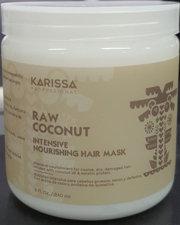 Karissa Coconut Intensive Hair Mask