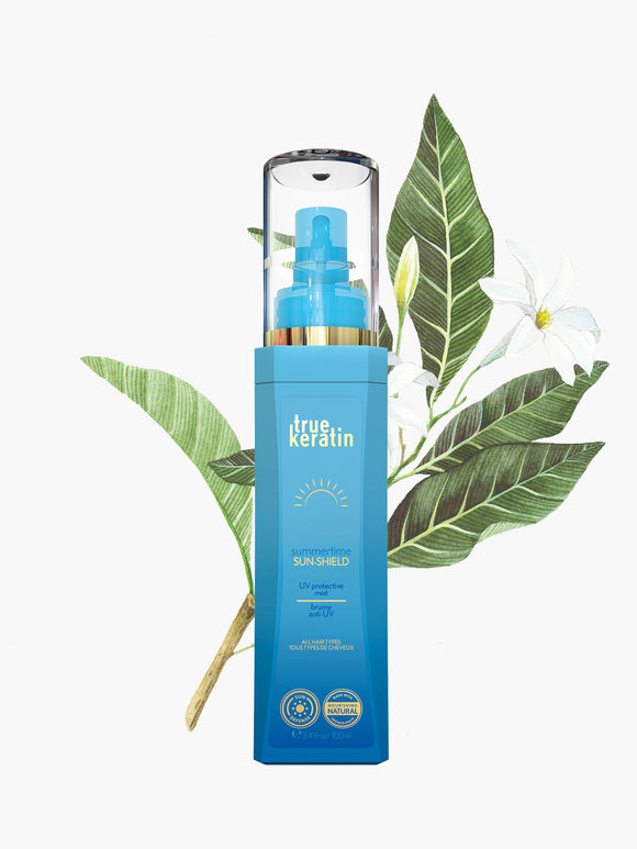 True Keratin Summertime Sun-Shield UV Protective Mist