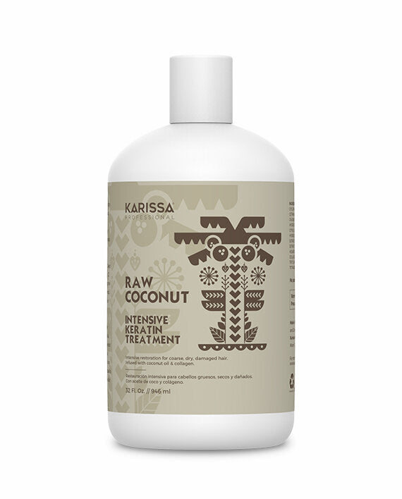 Karissa Professional Raw Coconut Intensive Keratin Treatment