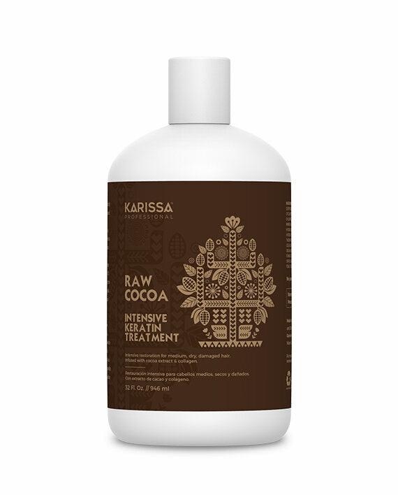Karissa Professional Raw Cocoa Intensive Keratin Treatment