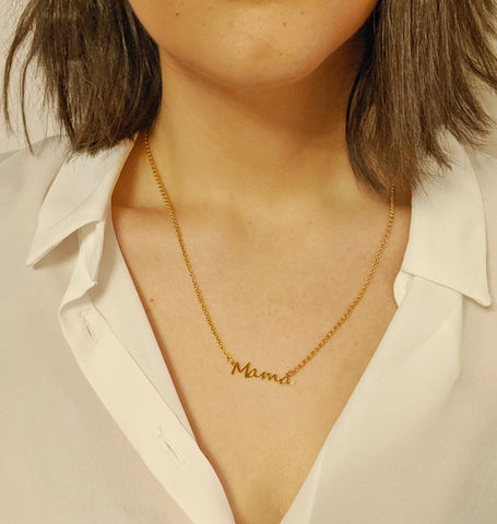 'Mama' Necklace