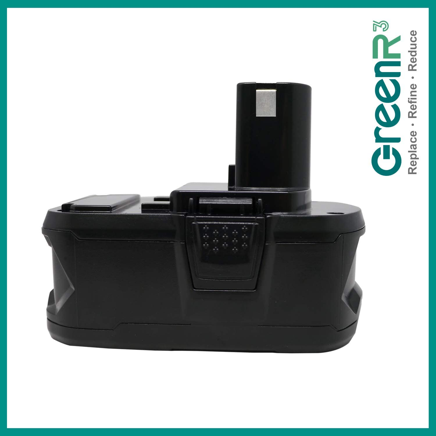 4.0Ah Replacement Li-ion Battery for Ryobi ONE+ P108 18V