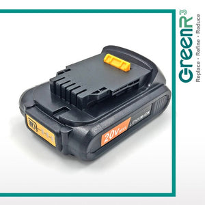 GreenR3 Li-ion Battery Compatible for Dewalt 20V Cordless Max Blower (2.0Ah)