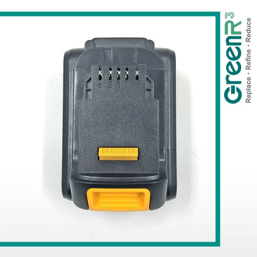GreenR3 Li-ion Battery Compatible for Dewalt 20V  4.0Ah