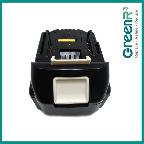 GreenR3 18V 4.0Ah Replacement Battery Compatible for Makita LXT-400, BL1815, BL1830, BL1840, BL1850