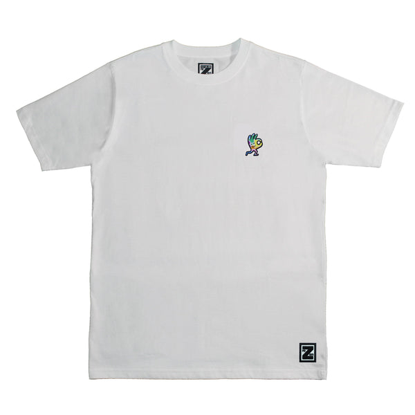 All Okay Tee - White Tee Rezen