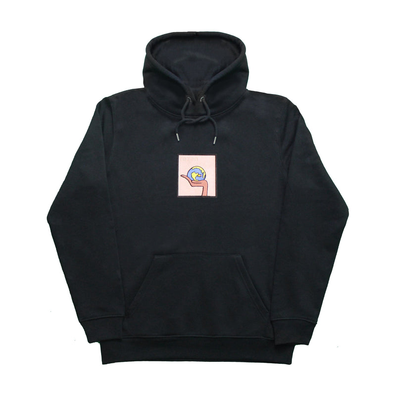 In Our Hands Hoodie Hoodie Rezen Black S