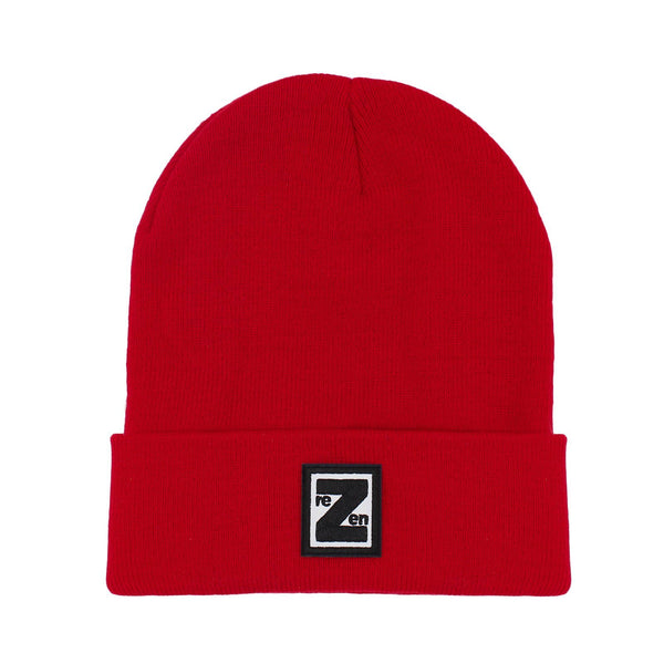 Tasty Skate - Red & Orange Beanie rezen