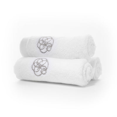 Organic Bamboo Washcloths 3-Pack