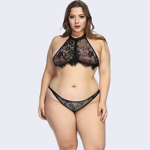 Plus Size Super Sexy Lingerie