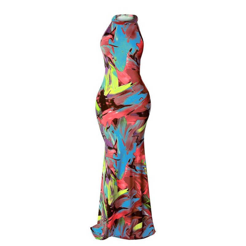 Sexy Women's Party Maxi Dresses