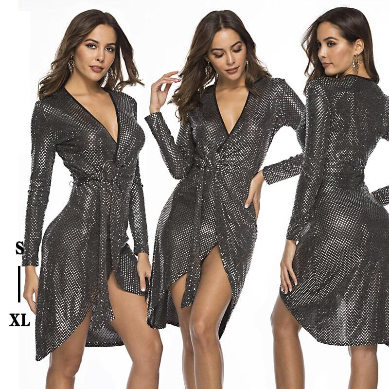 Sexy Glitter Dress - Wholesale Sexy Dress | Chic Lover