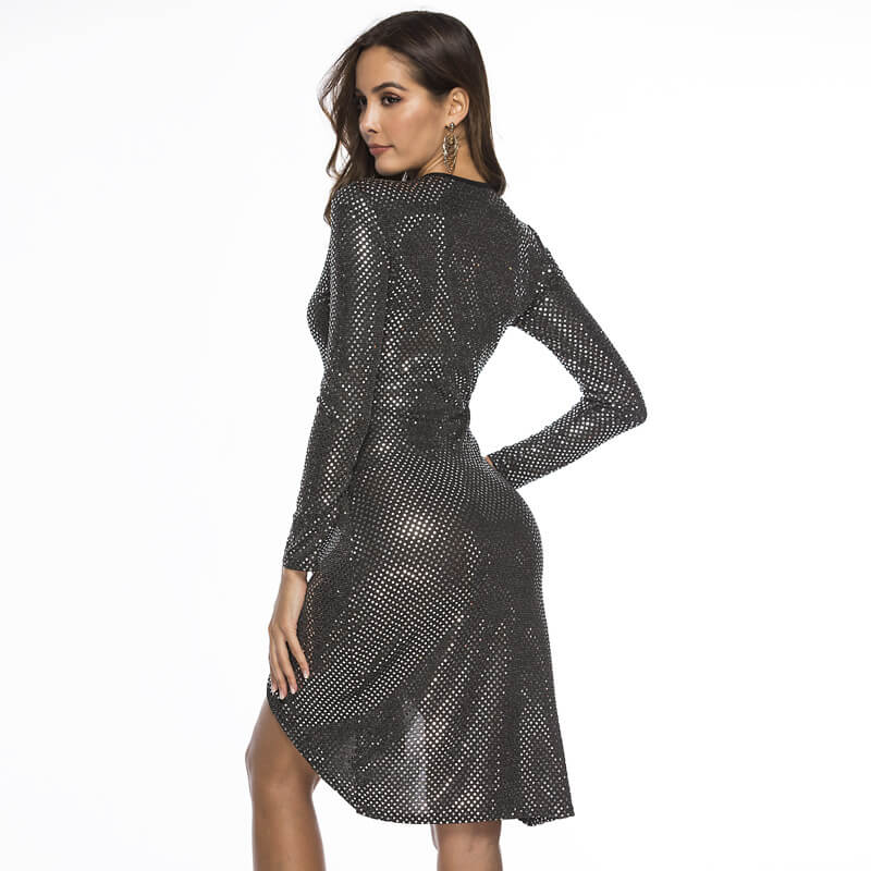 Sexy Glitter Dress - Wholesale Sexy Dress