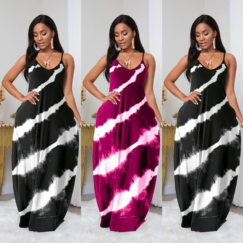 plus size summer dresses - two colors
