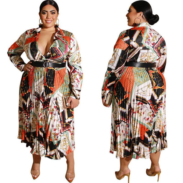 Plus Size Homecoming Dresses - multi colors