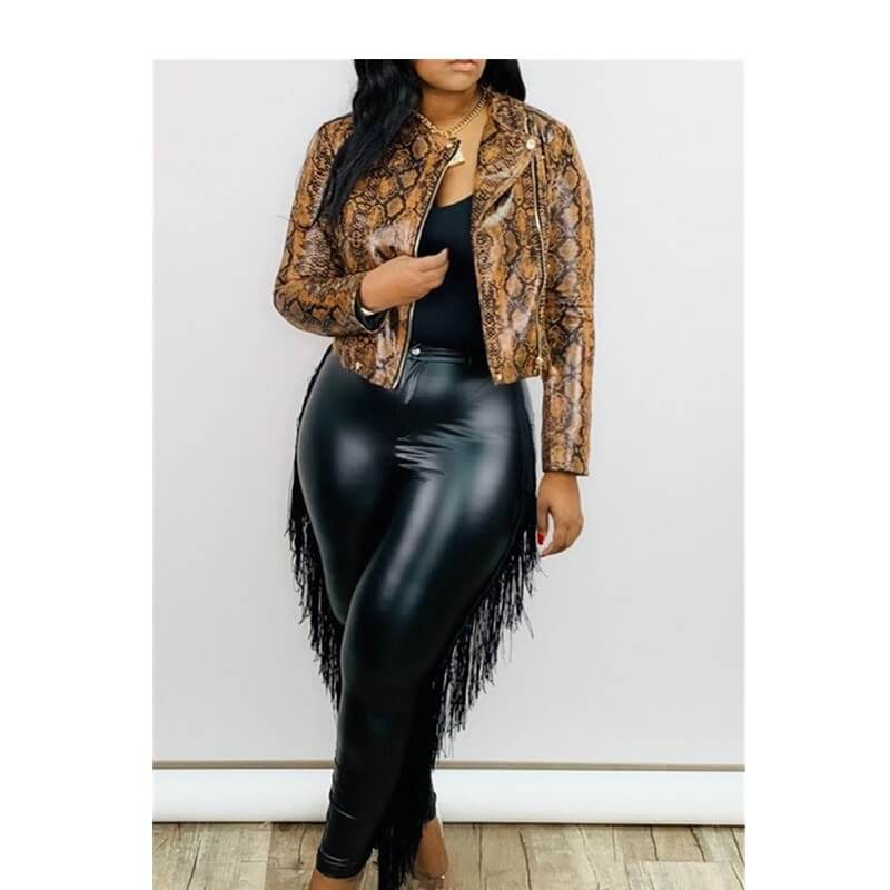 Plus Size Flowing Suppi Pants