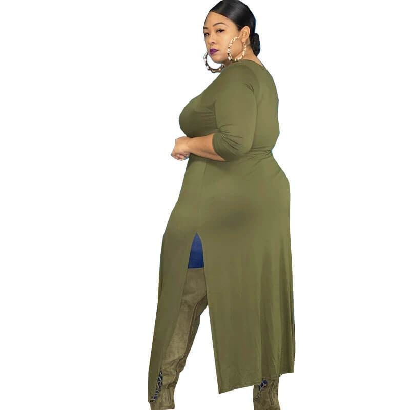 Plus Size Long Sleeves