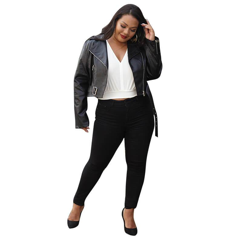 Plus Size  Suzu Jacket