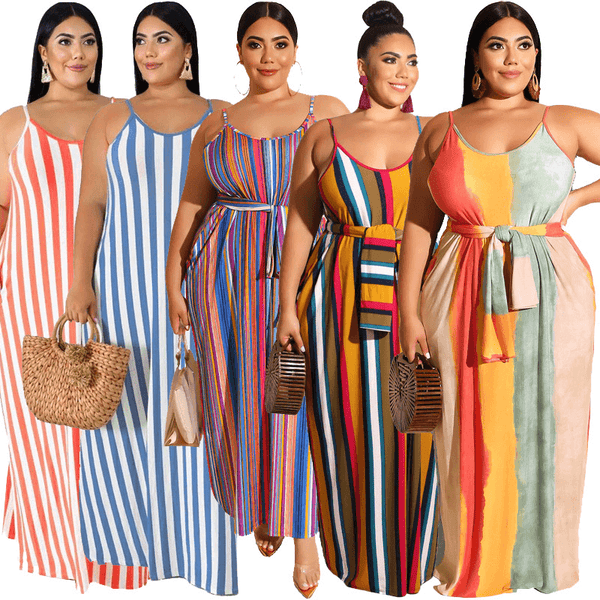 Plus Size Beach Dresses - main picture