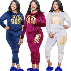 2 Piece Outfit Sets Plus Size - main picture