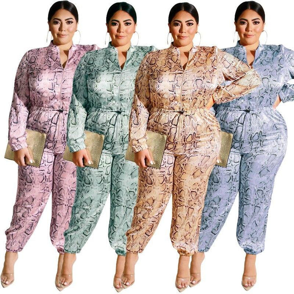 Plus Size Rompers Women - main picture