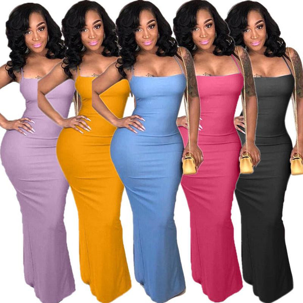 Casual Maxi Dress Outfits - Wholesale Maxi Dress | Chic Lover