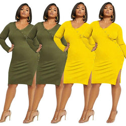 Plus Size Special Occasion Dresses - main picture