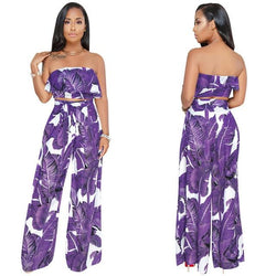 Casual Style 2 Piece Set