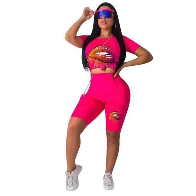 Fashion Sport 2 Piece Outfits