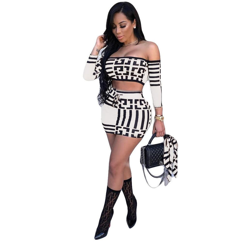 Spring Summer Women Two Piece Sets