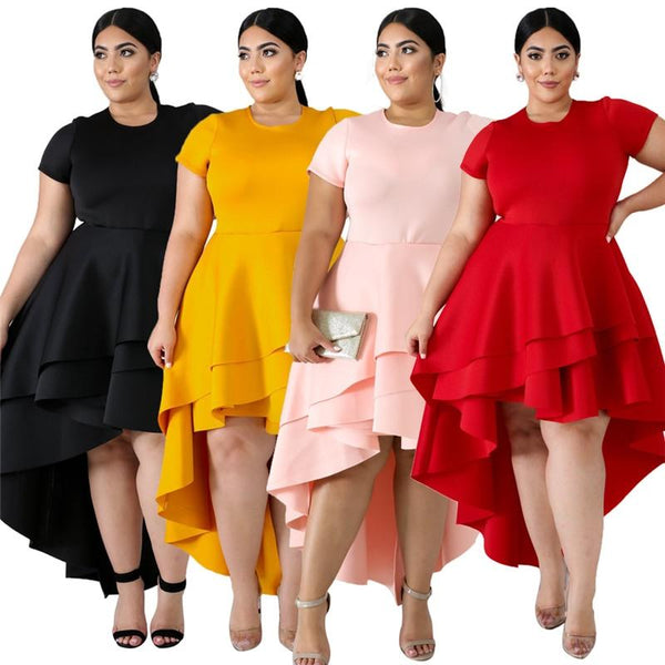 flattering mother of the bride dresses for plus sizes