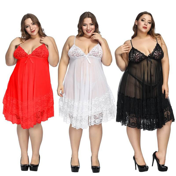 Plus Size Wedding Underwear