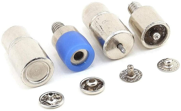 15 mm Alfa System Snap Fastener Kit