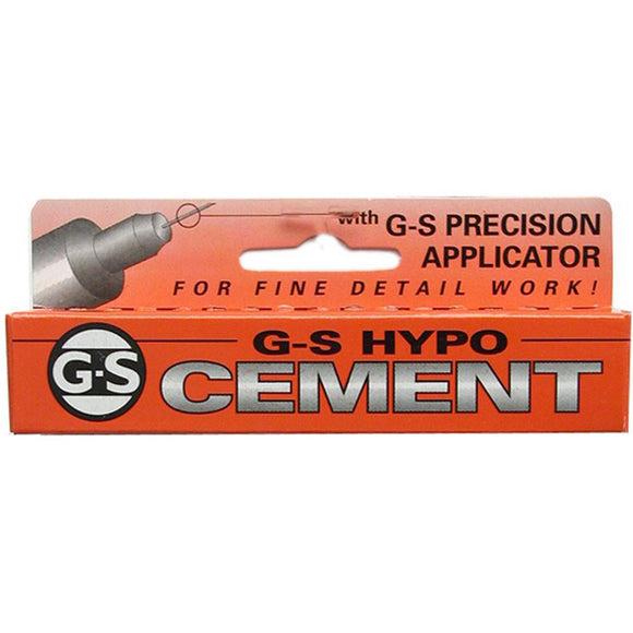 Beadalon G-S Hypo Cement - Crafts Glue