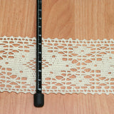 5mt Cotton Crochet Lace Vintage Trimming (645)