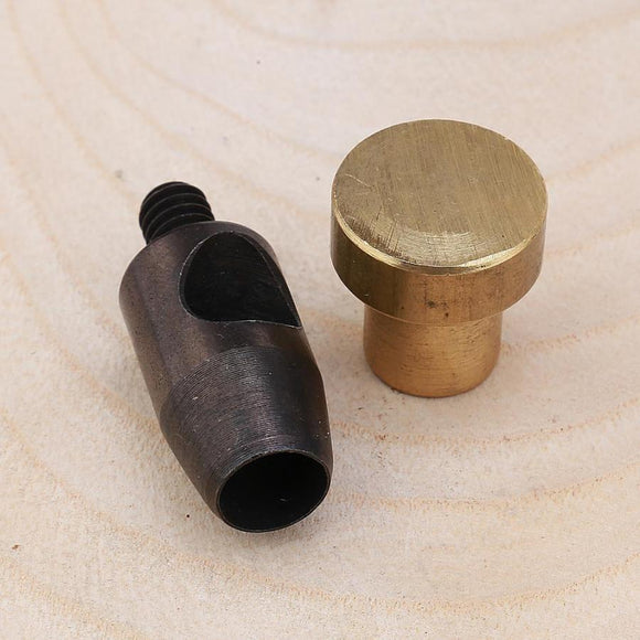 8mm Circle Shaped Hole Punch for Hand Press Machine