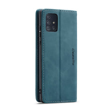 Load image into Gallery viewer, Samsung Galaxy A51 Leather Wallet Case