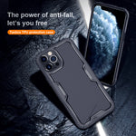 Apple iPhone 12/12 Pro Tactics TPU Protection Case
