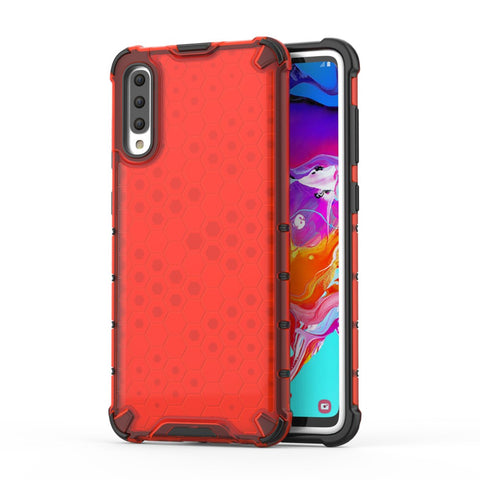 Samsung Galaxy A50 Honeycomb Shock Resistant Case