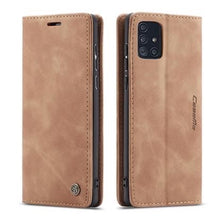 Load image into Gallery viewer, Samsung S20 Series Wallet leather case