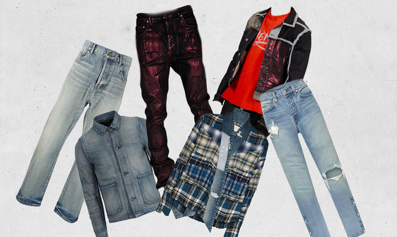 DENIM DAYS: Add Denim To Your Fall Rotation