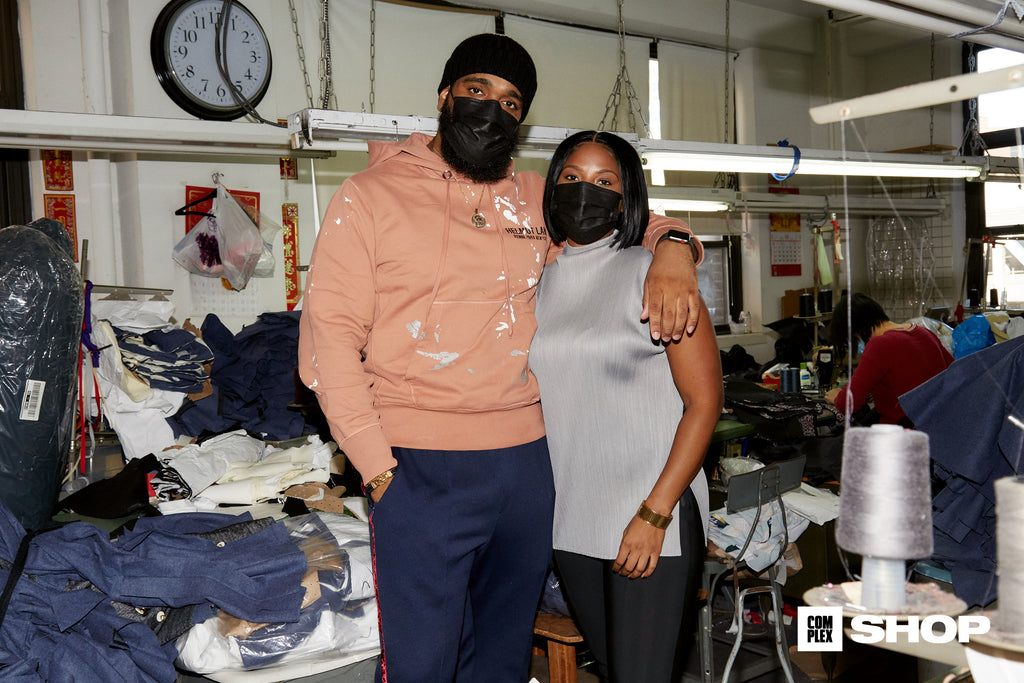 Complex SHOP Presents Reconstruct: The Art of Upcycling with Carlton & Tulie Yaito