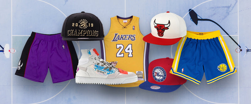 Basketball Season Is Back: Represent By Wearing Your Favorite Team's Merch