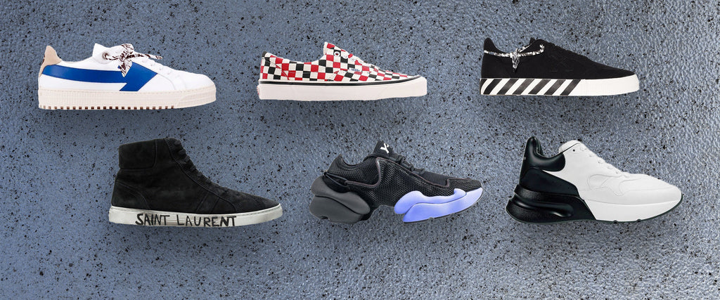 What Your Graphic Sneakers Say About You