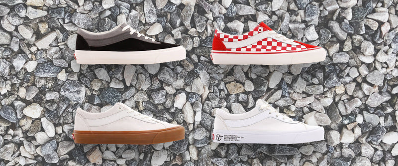 Meet The Vans Bold Ni Sneaker