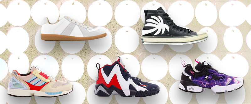 Celebrate Back-To-School With Fresh Sneakers