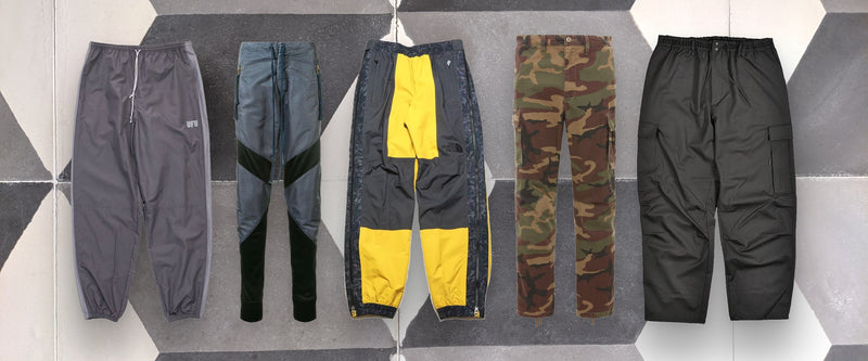 Stash Pockets: Utility Pants For Fall